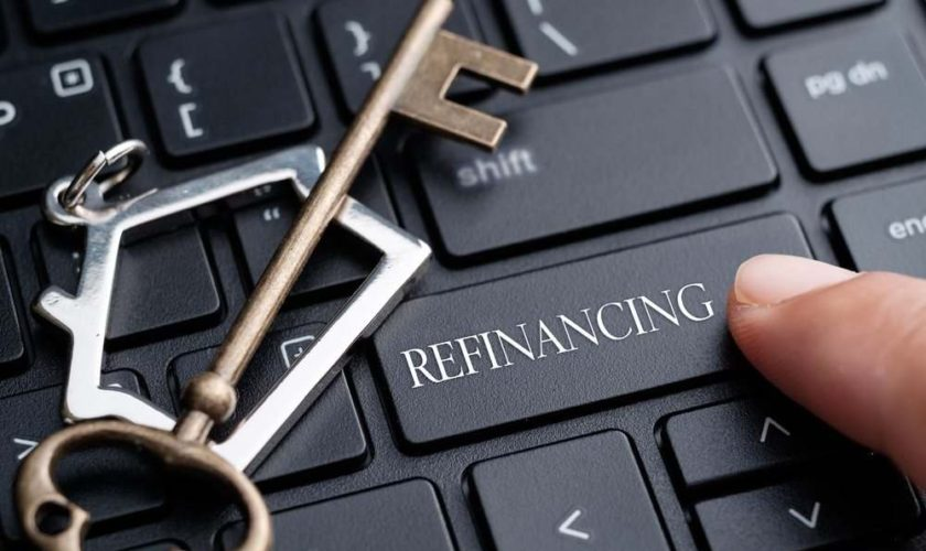 refinancovani